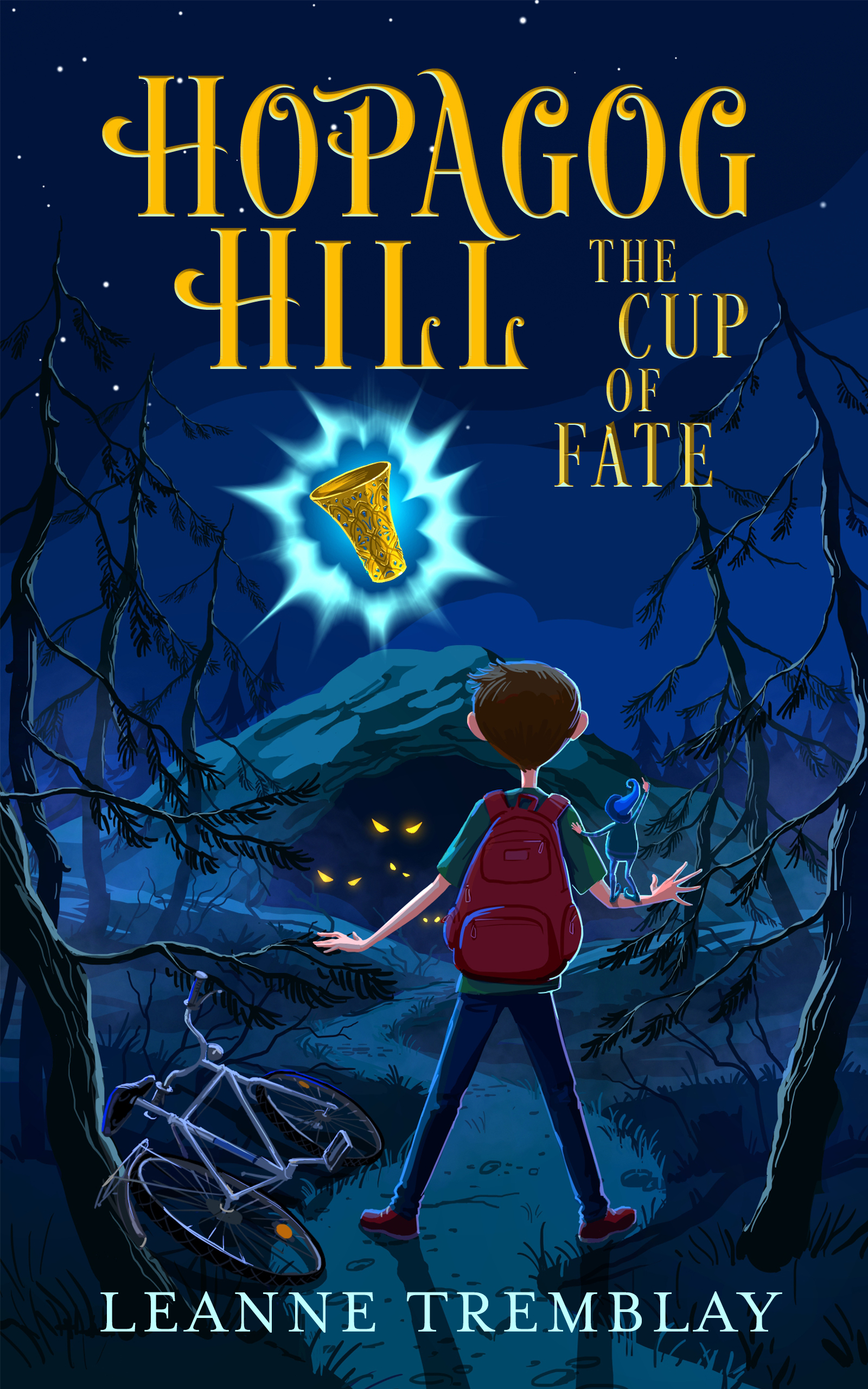 Hopagog Hill: The Cup of Fate